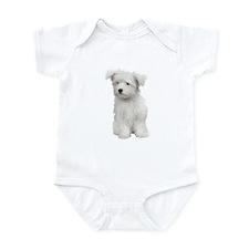 Maltese Picture - Infant Bodysuit