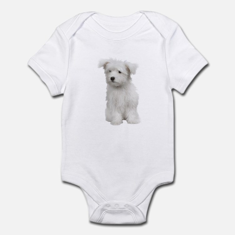 Maltese Picture - Infant Bodysuit