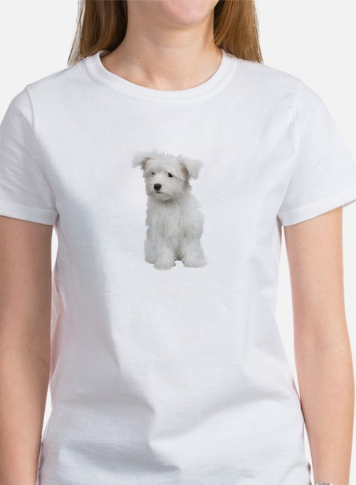 Maltese Picture - Tee