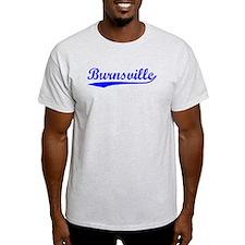 Vintage Burnsville (Blue) T-Shirt