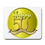 50th Anniversary Mousepad