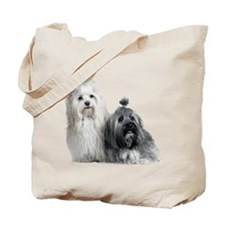 Havanese Picture - Tote Bag