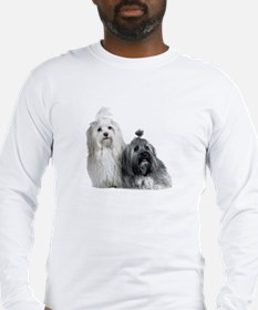 Havanese Picture - Long Sleeve T-Shirt