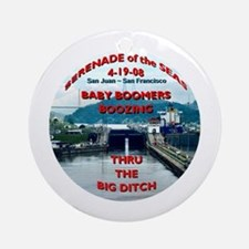Baby Boomers Boozing ~ The Big Ditch - Ornament (R