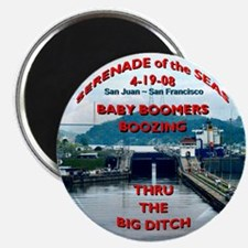 "Baby Boomers Boozing ~ The Big Ditch - 2.25"" Magne"