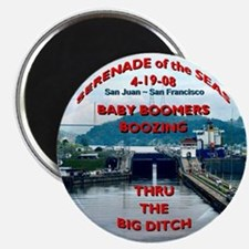 Baby Boomers Boozing ~ The Big Ditch - Magnet