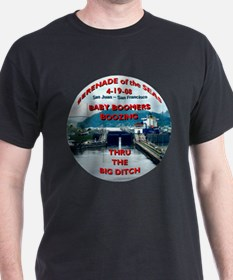 Baby Boomers Boozing ~ The Big Ditch - T-Shirt