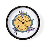 Fairy Soup Wall Clock