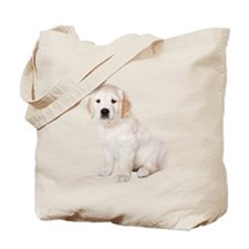 Golden Retriever Picture - Tote Bag