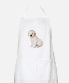 Golden Retriever Picture - BBQ Apron