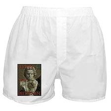 Beethoven Artwork Boxer Shorts