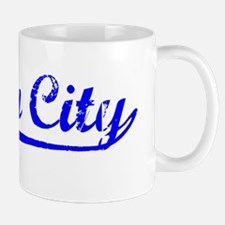Vintage Canon City (Blue) Mug