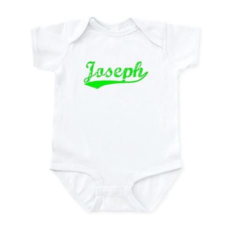 Vintage Joseph (Green) Infant Bodysuit