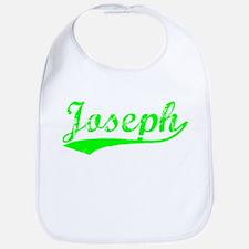Vintage Joseph (Green) Bib