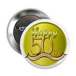 50th Anniversary Button