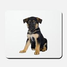 German Shepherd Picture - Mousepad