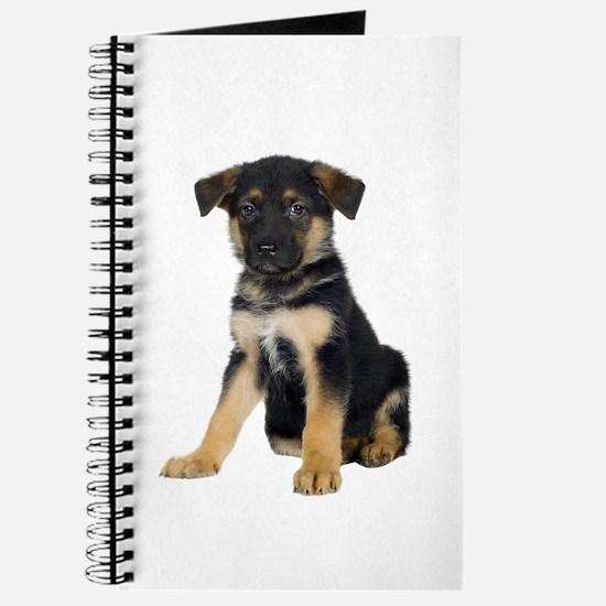 German Shepherd Picture - Journal