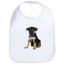 German Shepherd Picture - Bib