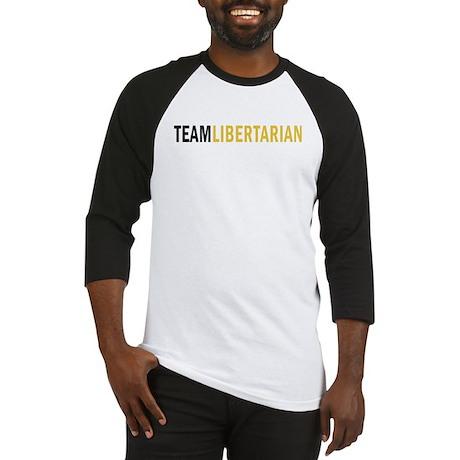 Team Libertarian Baseball Jersey