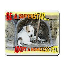 Be a Superstar... Mousepad