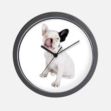French Bulldog Picture - Wall Clock