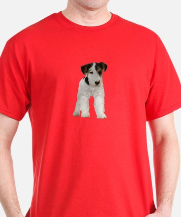 Fox Terrier Picture - T-Shirt