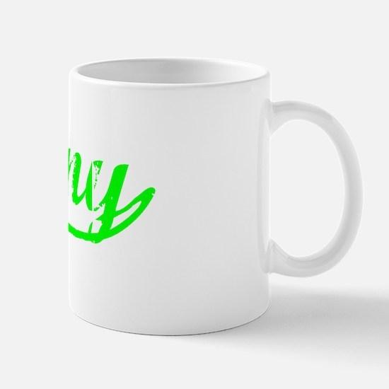 Vintage Jovany (Green) Mug