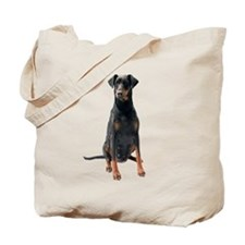 Doberman Pinscher Picture - Tote Bag