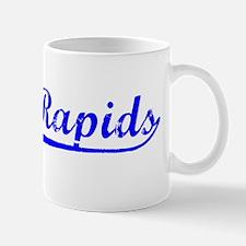 Vintage Cedar Rapids (Blue) Mug