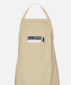 Be a Starving Artist BBQ Apron
