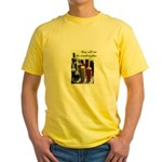 Candlemaker - Candlemaking Cr Yellow T-Shirt