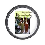 Candlemaker - Candlemaking Cr Wall Clock