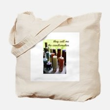 Candlemaker - Candlemaking Cr Tote Bag