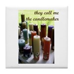 Candlemaker - Candlemaking Cr Tile Coaster