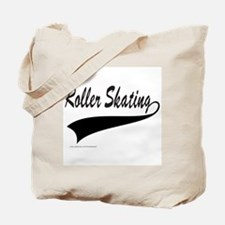 ROLLER SKATING Tote Bag
