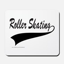 ROLLER SKATING Mousepad