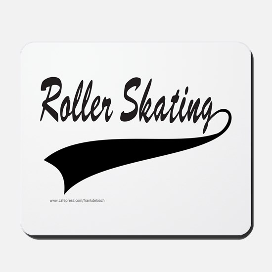 ROLLER SKATING Mousepad