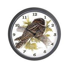Whippoorwill Wall Clock