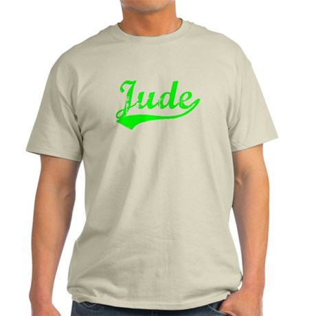 Vintage Jude (Green) Light T-Shirt