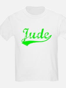 Vintage Jude (Green) T-Shirt