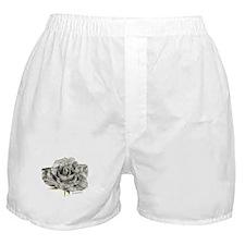 Musical Rose Boxer Shorts