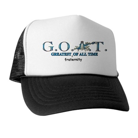 Greatest of all time Trucker Hat
