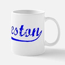 Vintage Charleston (Blue) Mug