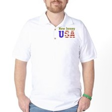 New Jersey USA T-Shirt