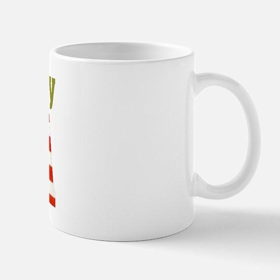 New Jersey USA Mug