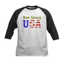 New Jersey USA Tee