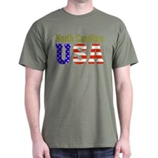 North Carolina USA T-Shirt