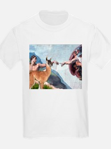 Creation of the Llama T-Shirt