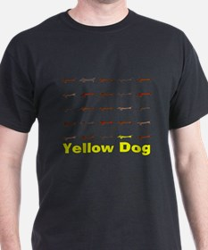 Yellow Dog T-Shirt