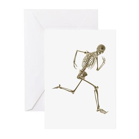 Skeleton Greeting Cards (Pk of 20)